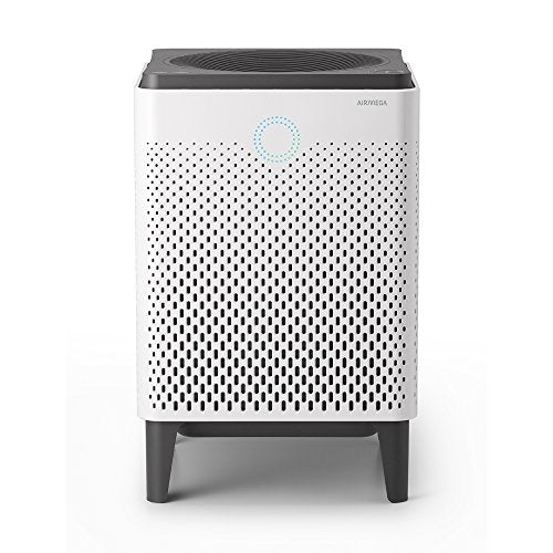 AIRMEGA 400S The Smarter App Enabled Air Purifier (Covers 1560 sq. ft.), Compatible with Alexa - Cool Smart Home