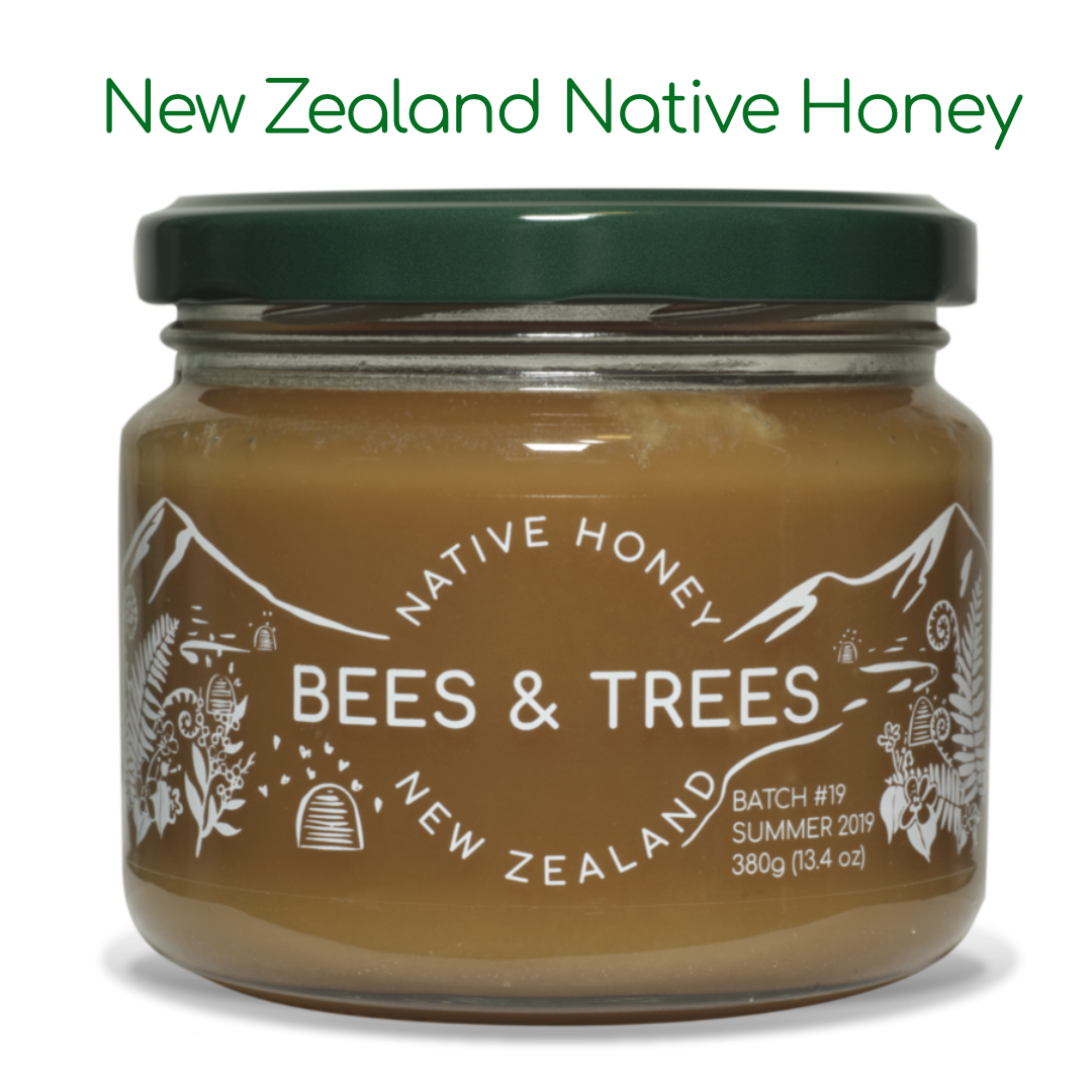 Bees & Trees Native Honey