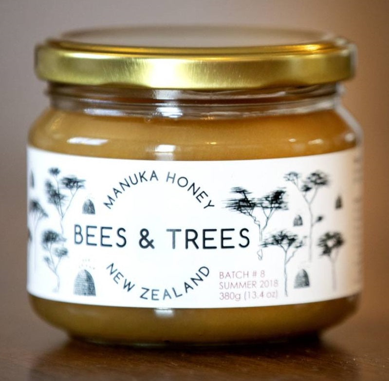Bees & Trees Manuka Honey Jar