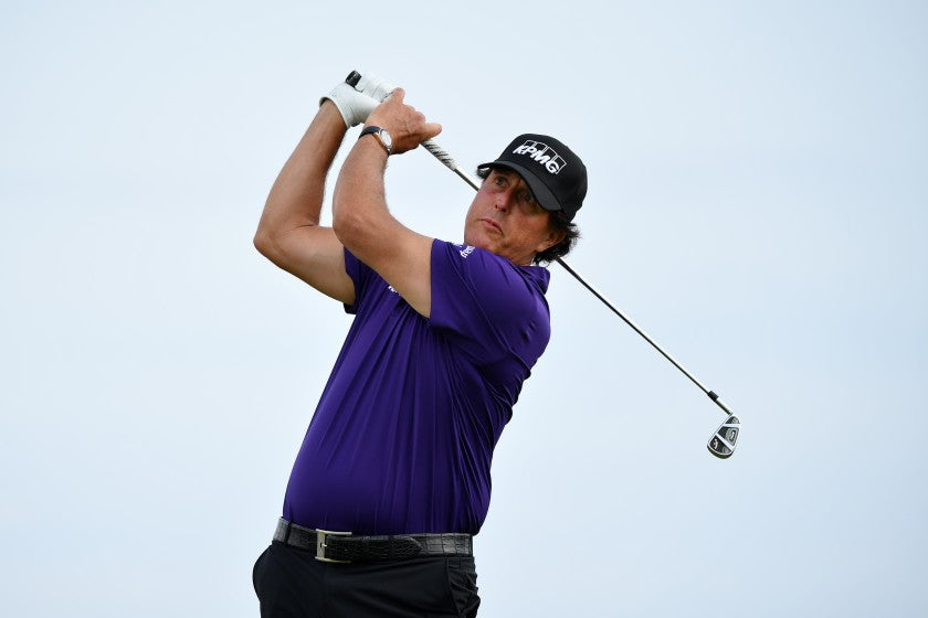 Pro Golfer, Phil Mickelson uses Manuka honey