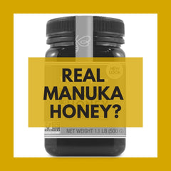 Image - Real Manuka Honey?
