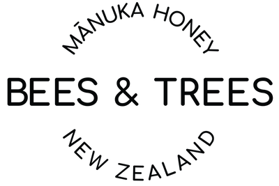 Bees & Trees Manuka Honey
