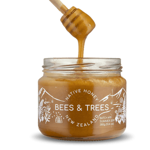Native New Zealand Honey