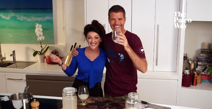 My appearance on Channel 7's The Paleo Way with Chef Pete Evans