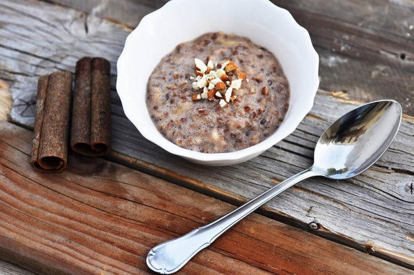 Beaut Buckwheat Porridge </br> Body Ecology Stage 1