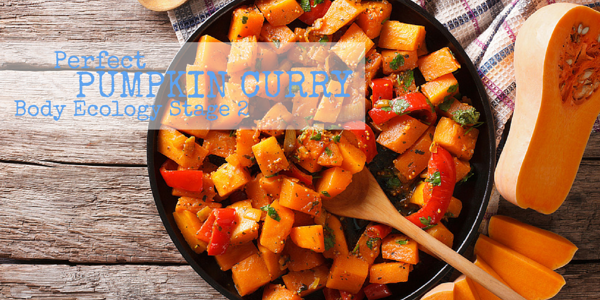 Perfect Pumpkin Curry recipe