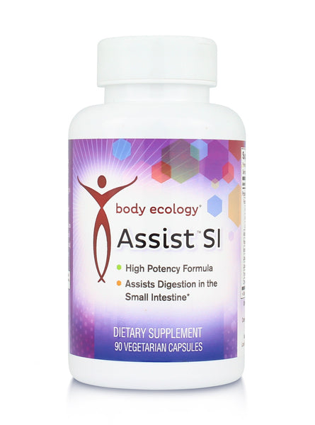 Assist Small Intestine Digestive Enzymes 90 Capsules  - Email Us For How To Order From USA