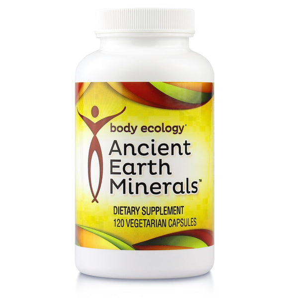 Ancient Earth Minerals Capsules 120 Capsules -  Email Us for How To Order From USA
