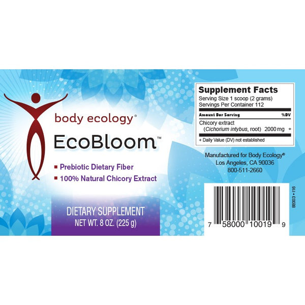 EcoBloom 225 gr - Email Us For How To Order From USA