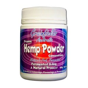 Organic Hemp Powder 150 gr