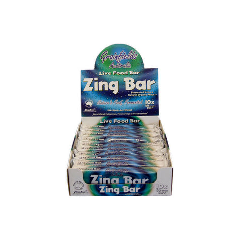 Zing Bar Box