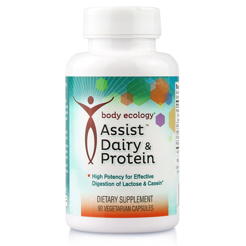 Assist Dairy & Protein Digestive Enzymes