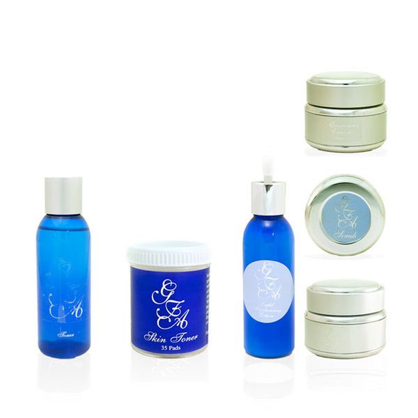 skincare Complete Skin Food Kit