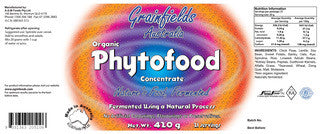 Phytofood Powder