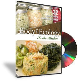 Body Ecology In the Kitchen Recipe DVD