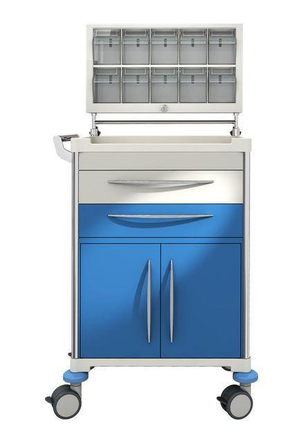 Anaesthesia Medical Cart