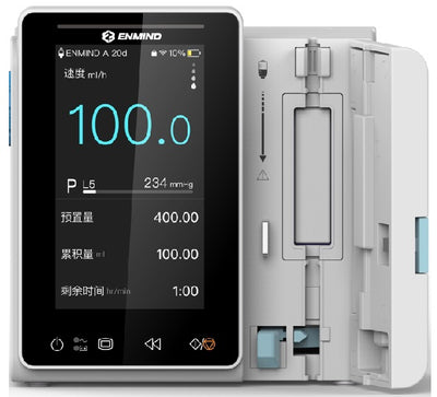 Enmind V5 Infusion Pump for Veterinary applications