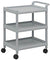 3 Shelf MediCart with side rails