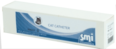 Cat Catheters sold at InterAktiv vet