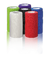 SMI FLEX - 10cm Cohesive Wrap Bandage x 18 Rolls Mixed Colours