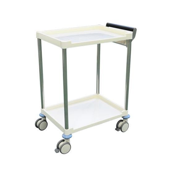 Instrument Trolley  with 2 Shelf