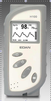 Protective Rubber Cover for EDAN VE-H100B Pulse Oximter - InterAktiv Vet