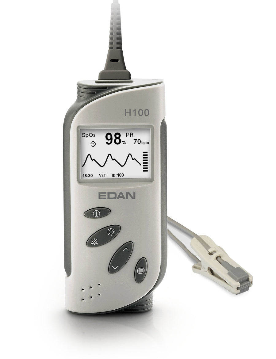 Pulse Oximeter, EDAN VE-H100B Veterinary - InterAktiv Vet