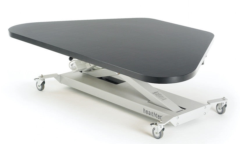 Veterinary Electric Height Adjustable Table with Tilting Top