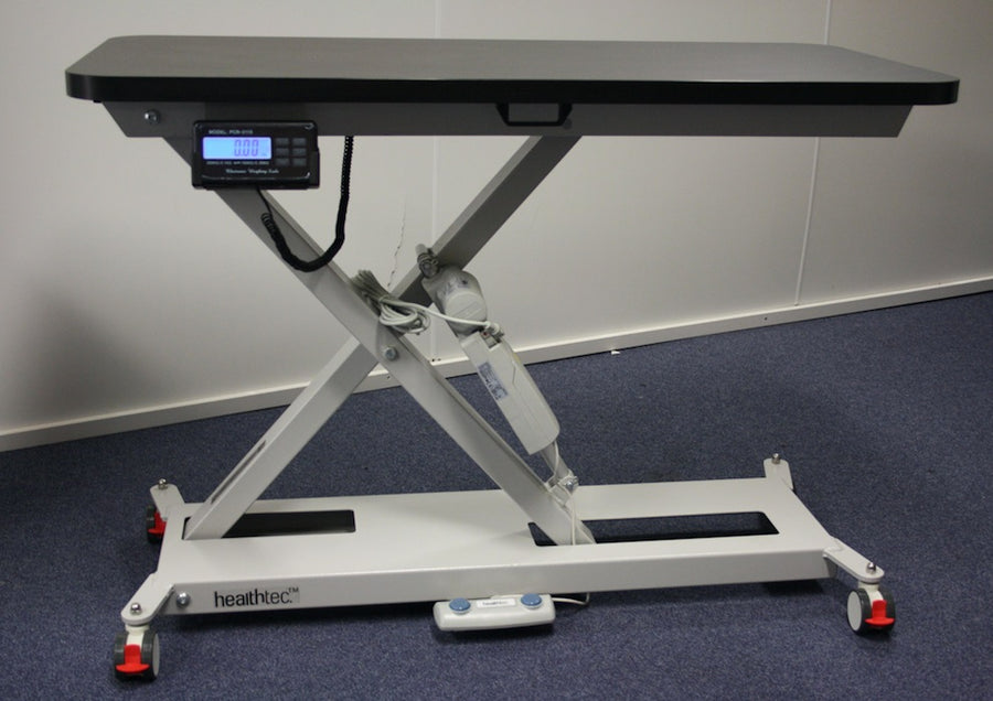 Veterinary Table 1200 with Weighing Scales