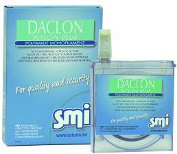 Suture Cassette, Non-Absorbable, Daclon Nylon, Monofilament