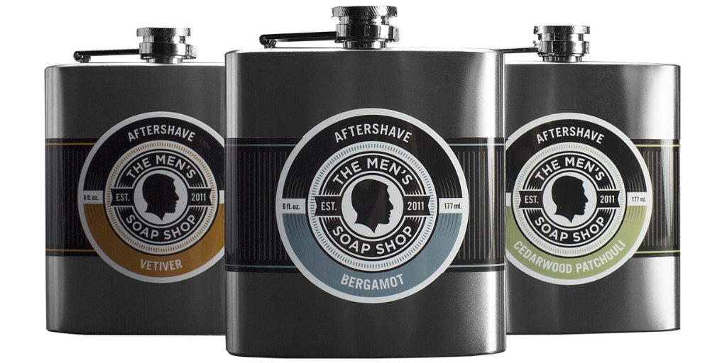 The Men's Soap Shop Aftershave family