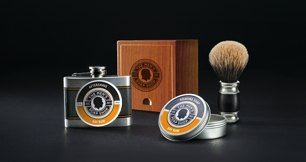 Shaving Alpha Set Bay Rum