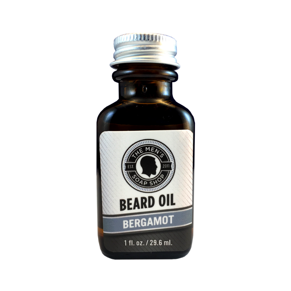 Beard Oil Bergamot - The Men's Soap Shop