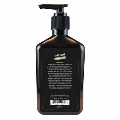 Conditioner Cedarwood Patchouli - The Men's Soap Shop