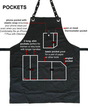 Load image into Gallery viewer, Kitchen Apron