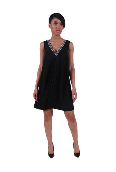 High Society Embellished Dress - BySonyaMarie.com