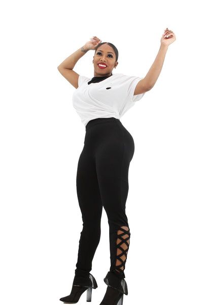 Blaire Fitted Trousers - BySonyaMarie.com