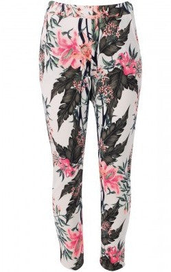 Pants - Paradise Crepe Trousers