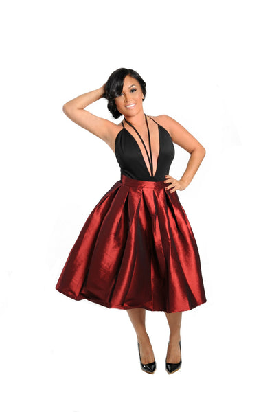 Skirts - 'Belle Of The Ball' Flared Skirt