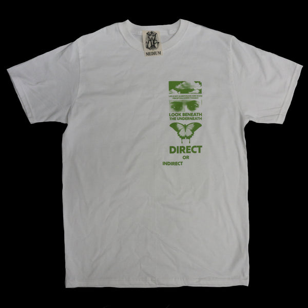 DIRECT OR INDIRECT GRASS GREEN