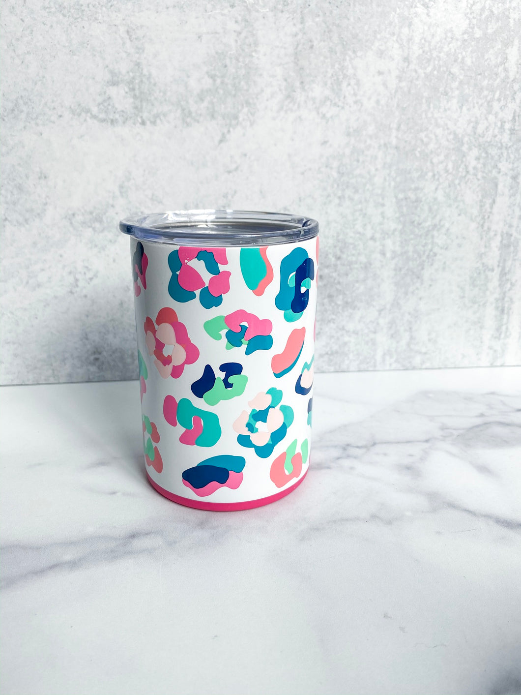 Swig Combo Can and Bottle Cooler - Party Animal Print - 12oz - FREE Personalization