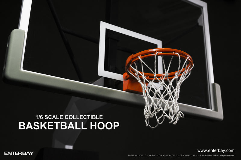 1/6 NBA Basketball Hoop