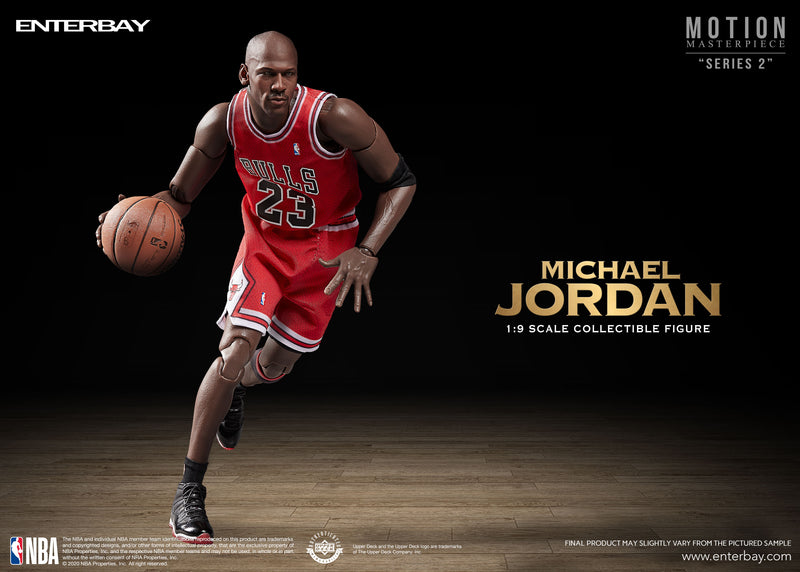 1/9 Motion Masterpiece - NBA Collection Michael Jordan Action Figure PRE-ORDER ITEM