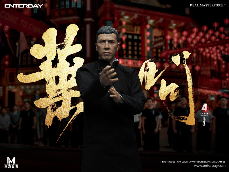 1/6 IP MAN 4: THE FINALE ACTION FIGURE PRE-ORDER ITEM
