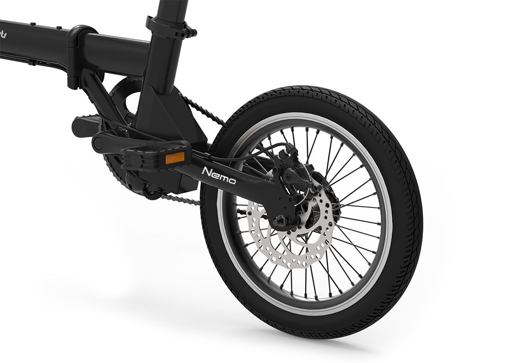 Qualisports high quality disc-brake with light weight design