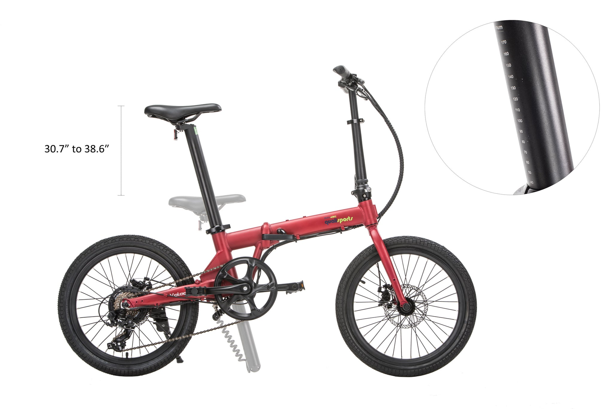 qualisports folding ebikes violator