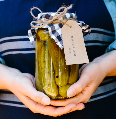 Pickling 101 with Kate Walsh - Saturday March 26th