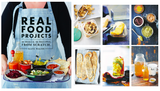 Real Food Projects Cookbook $30 (postage included)