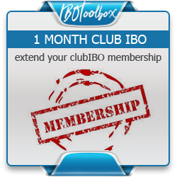 Club IBO membership extension
