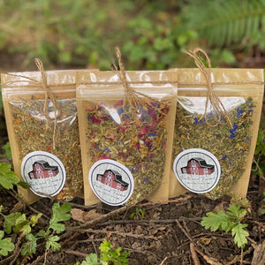 Herbs for Chickens Sample Pack